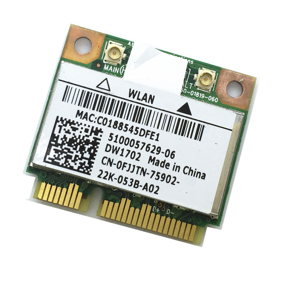 Card Wifi Laptop Dell Latitude E6410 E6510 M4500 M6500 E5410 E5510
