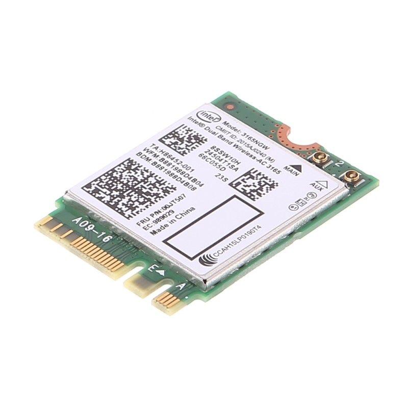 Card Wifi Bluetooth 4 0 Wireless-AC 3165 3165NGW