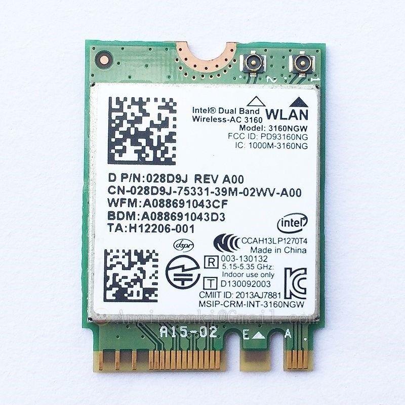 Dịch vụ sửa chữa nâng cấp thay card wifi wireless Lap Dell HP Lenovo - 7
