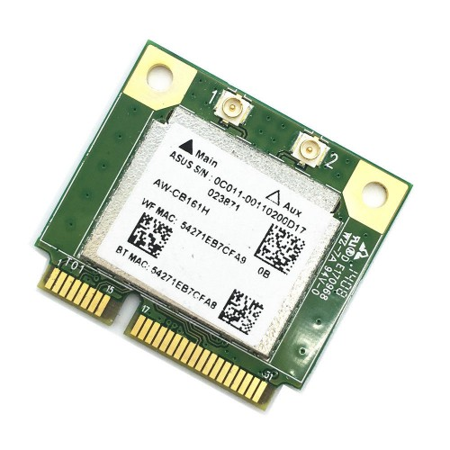 Card Wifi Asus Bluetooth 4.0 802.11AC RTL8821AE