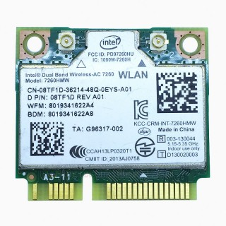 Card Wifi Bluetooth 4.0 Dell Precision M6400 M6500 M6600 M6700 M6800