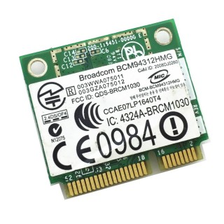 Card Wifi Broadcom BCM94312HMG For HP