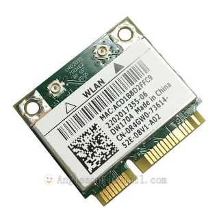 Card Wifi Laptop Dell Wireless DW1704 Bluetooth 4.0 Giá Rẻ