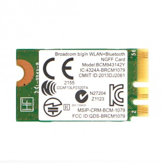 Card Wifi Laptop HP Broadcom BCM943142Y
