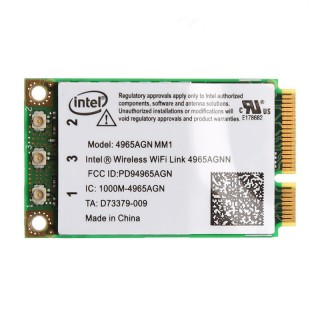 Card Wifi Laptop Intel 4965ABG