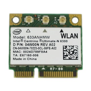 Card Wifi Laptop Intel Centrino Ultimate-N 6300 Giá Rẻ