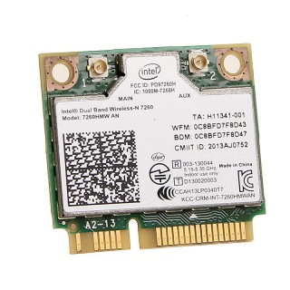 Card Wifi Laptop Intel Dual Band Wireless-N 7260 Giá Rẻ
