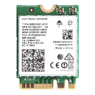 Card Wifi Laptop Lenovo 01AX704 X270 X280 T470 T480
