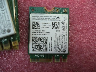 Card Wifi Lenovo Thinkpad NGFF 7265NGW FRU 00JT464