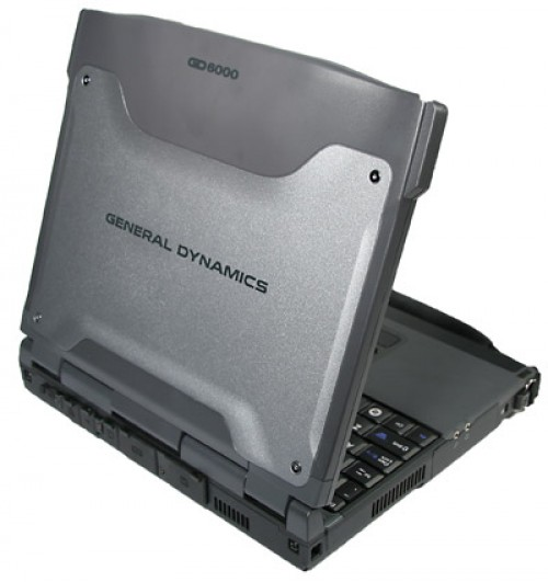 General Dynamics GD6000 T9400 Ram 4G HDD 500G
