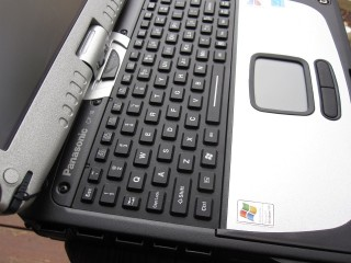 Keyboard Panasonic Toughbook CF-19