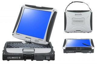 Toughbook CF-19 I5-2520M|8G|HDD 1000GB|10 in