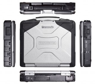 Toughbook CF-31 I5-2520M|8G|HDD 1000G| COM