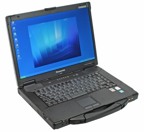 Toughbook CF-52 P8400|4G|500G|15in