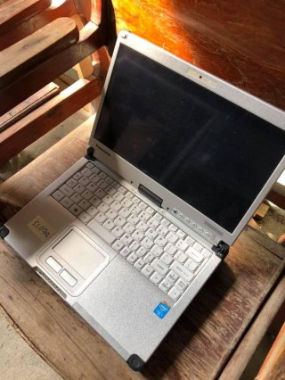 Laptop Panasonic Toughbook CF-C2 I5-4300U