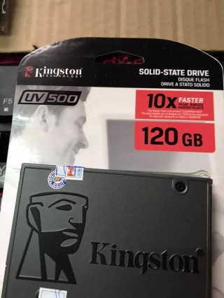 Ổ Cứng SSD KIngston UV500 120G