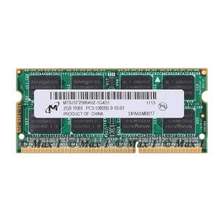 Ram Laptop Micron DDR3 2G PC3-10600s