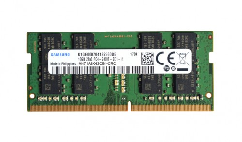 Ram Laptop Samsung DDR4 16G PC4-2400T