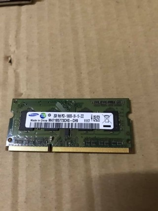 Ram Laptop Samsung 2G Bus 1333
