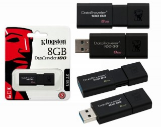 USB Cài Win 7 8.1 10 Pro Kingston 16G 3.0