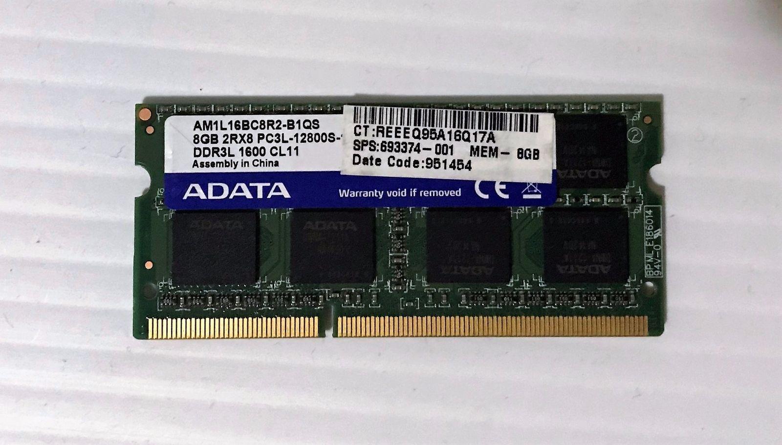 Ram Laptop DDR3 DDR4L 4G 8G 16G, trao đổi 2G 4G lấy 8G 16G, thu mua Ram Laptop Cũ ở Gò Vấp - 19